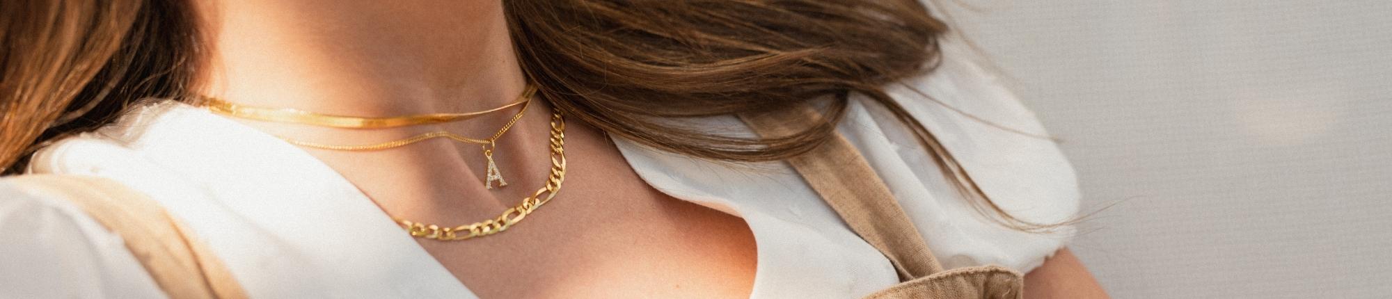 Gargantillas de plata y Gargantilla dorada | Gargantillas de moda