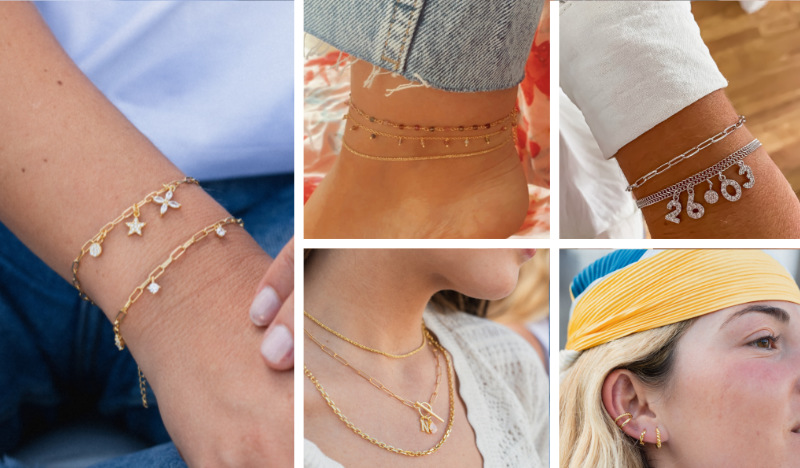 PERSONALIZE YOUR JEWEL